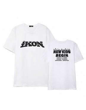 Camiseta Ikon New Kids Begin