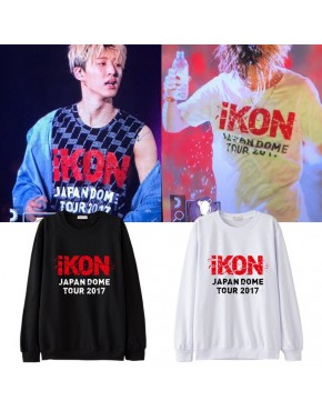 Blusa iKon Japan Dome Tour