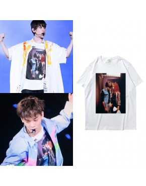 Camiseta Exo Baekhyun Chen