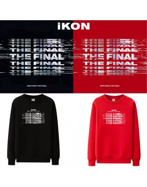 Blusa Ikon New Kids The Final