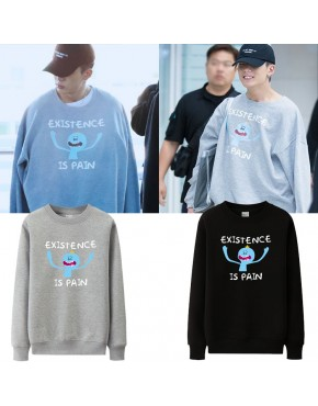 Blusa Ikon Bobby Existence is Pain