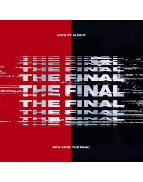 iKON - EP Album  NEW KIDS : THE FINAL CD