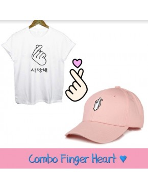 Combo Finger Heart