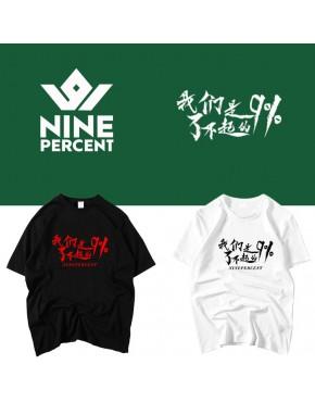Camiseta Nine Percent