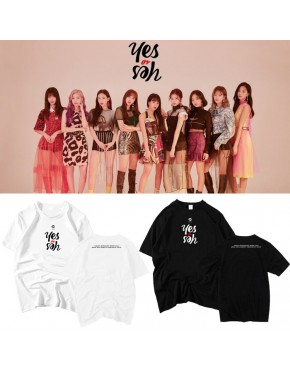 Camiseta Twice Yes or Yes
