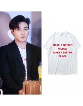 Camiseta Nu'est BaekHo