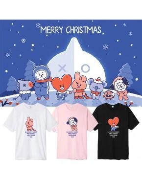 Camiseta BTS BT21