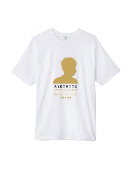 Camiseta Ryewook Drunk on love