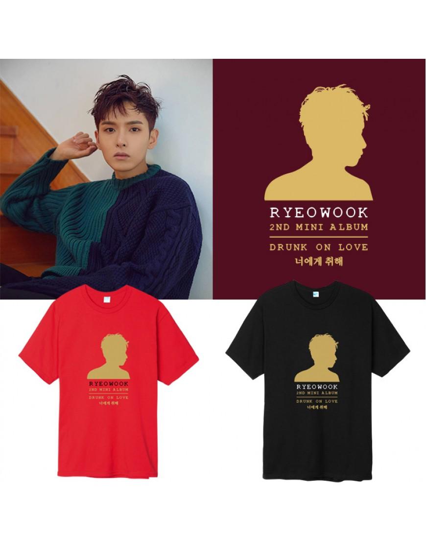 Camiseta Ryewook Drunk on love popup