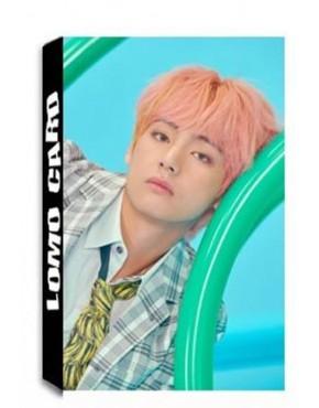 Taehyung V BTS Lomo Cards