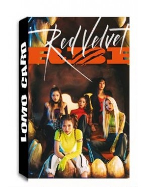 Really Bad Boy Red Velvet Lomo Cards