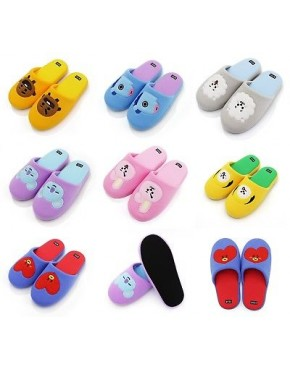 Pantufa Slipper BTS BT21 by Home Plus Oficial