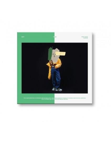SHINee : KEY - Album Vol.1 [FACE] CD