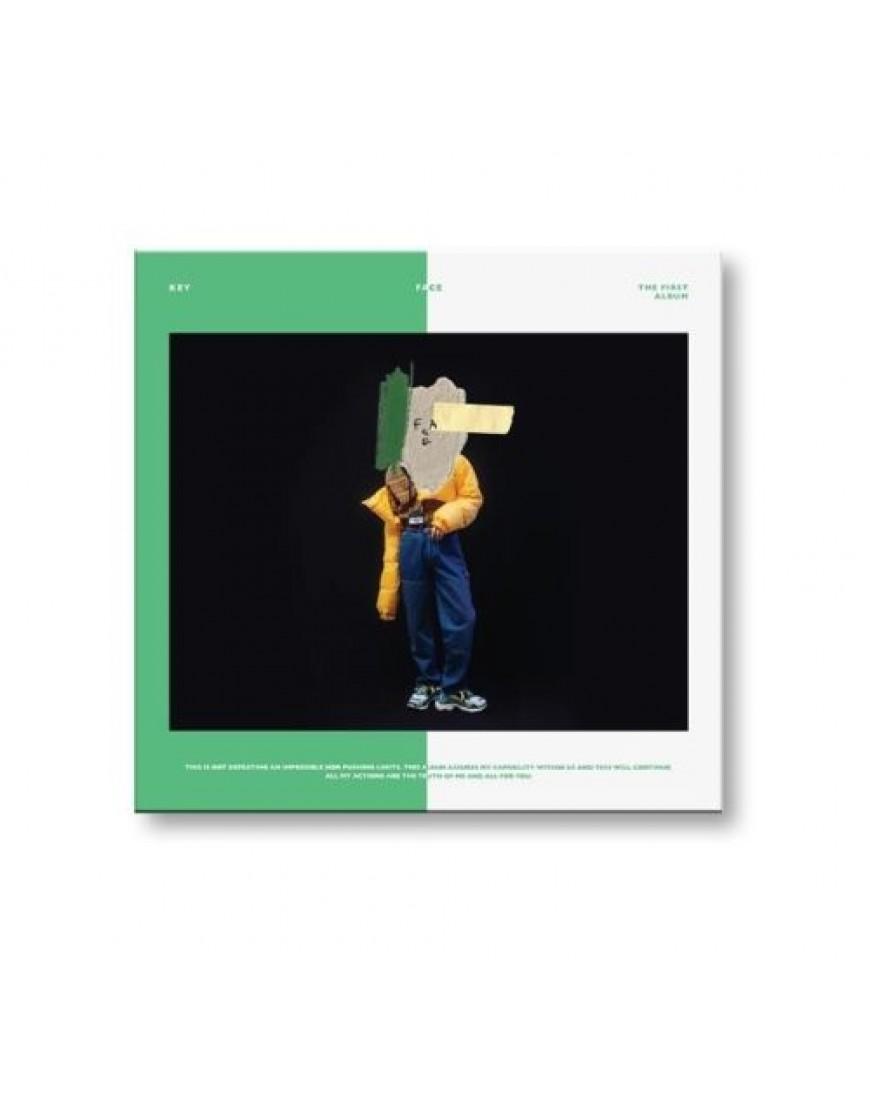 SHINee : KEY - Album Vol.1 [FACE] CD popup