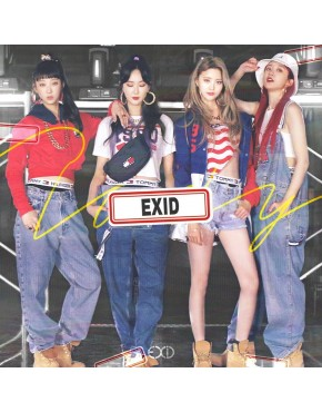 EXID - Single Album [Do it tomorrow] CD