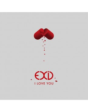EXID - Single Album [I love you] CD