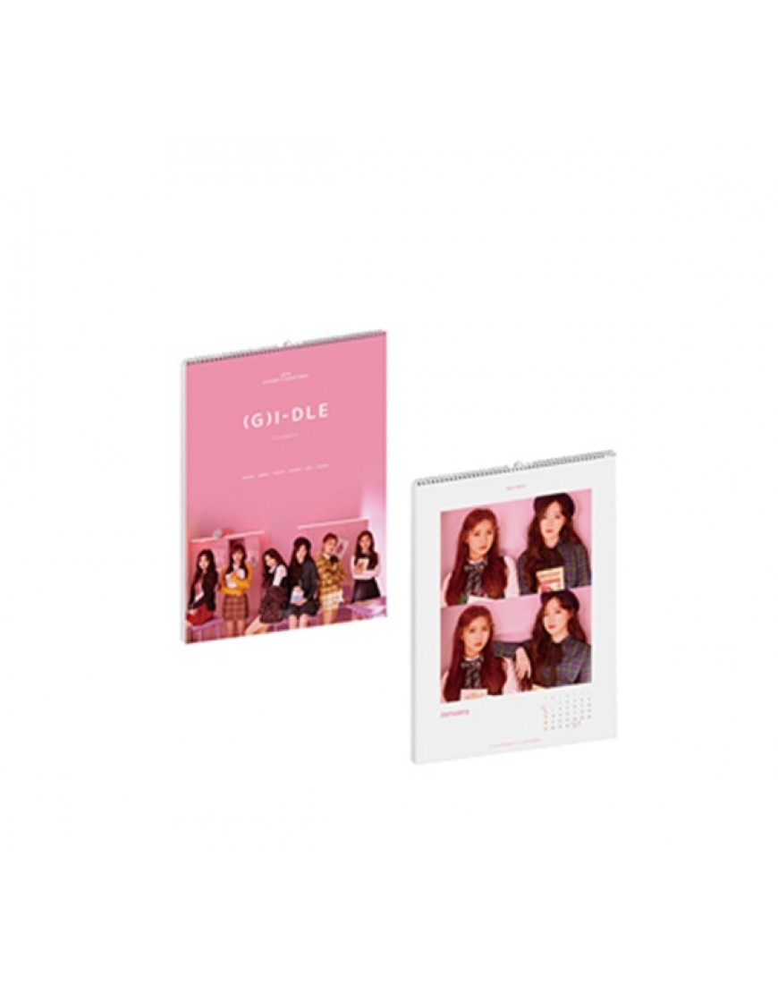 (G)I-DLE - 2019 SEASON'S GREETING popup
