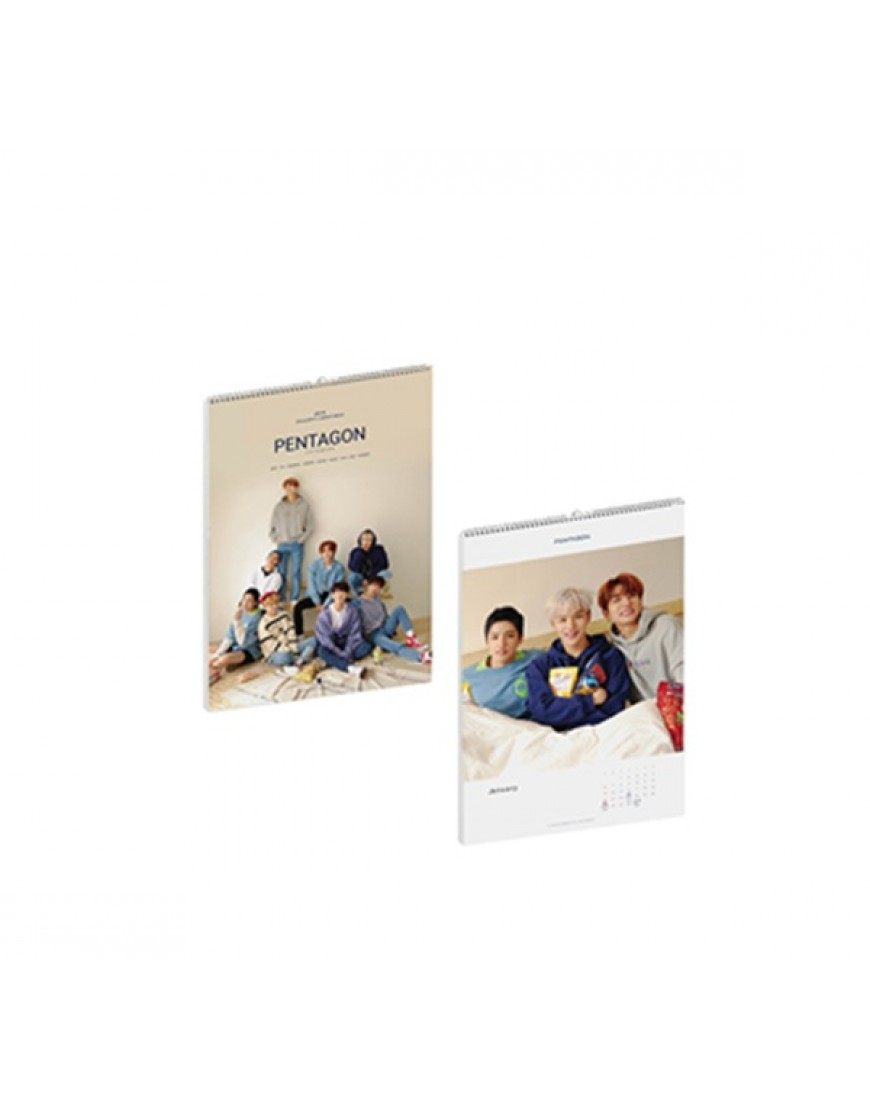 PENTAGON - 2019 SEASON'S GREETING popup