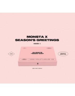 MONSTA X - 2019 SEASON'S GREETING