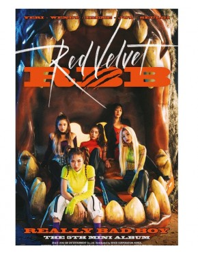 Red Velvet - Mini Album Vol.5 [RBB] CD