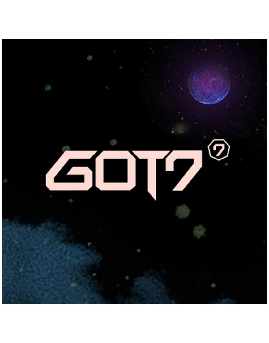 GOT7 - Album [Present : YOU] &ME Edition CD popup