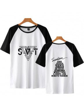 Camiseta Raglan Seventeen