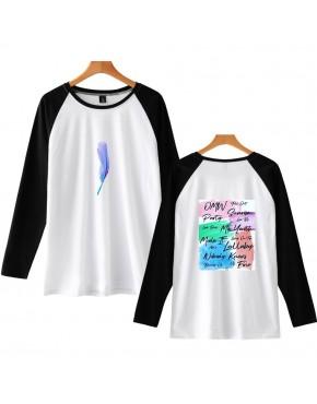 Camiseta Raglan Longa Got7
