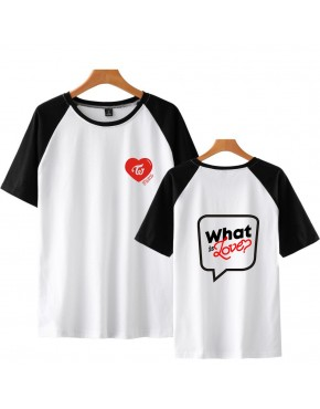 Camiseta Raglan Twice