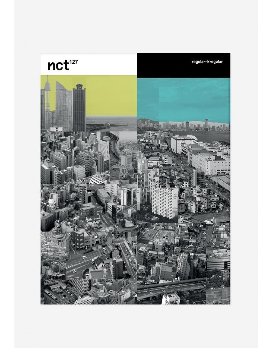 NCT 127 - Album Vol.1 [NCT #127 Regular-Irregular] popup