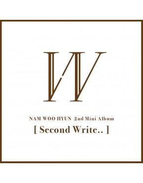 Infinite : Nam Woo Hyun - Mini Album Vol.2 [Second Write..]