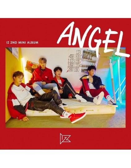 IZ - Mini Album Vol.2 [ANGEL] CD