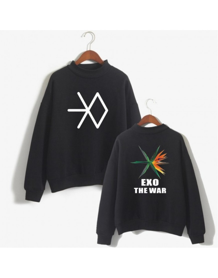 Blusa Ulzzang Exo The War popup