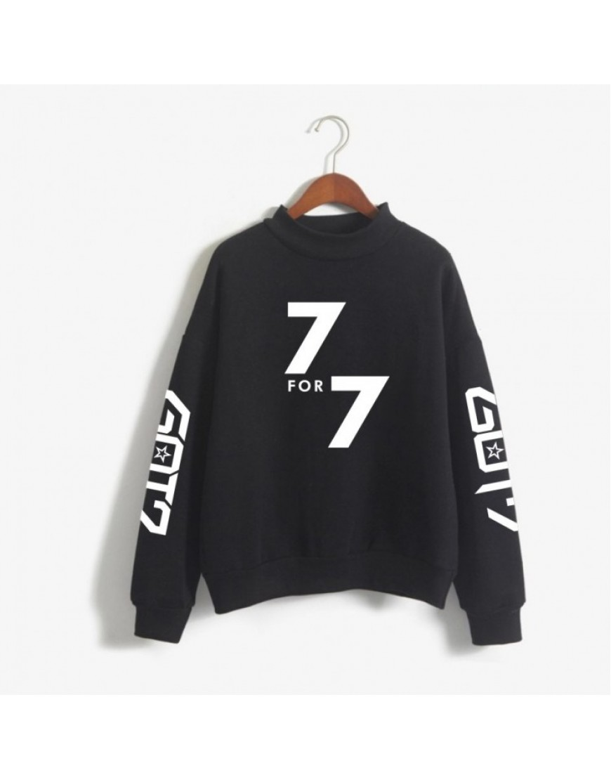 Blusa Ulzzang Got7 7 of 7 popup