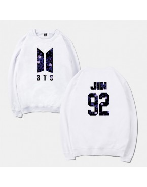 Blusa BTS Membros