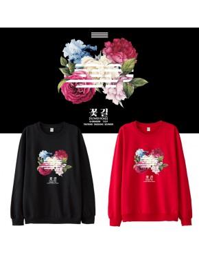 Blusa Big Bang Flower Road
