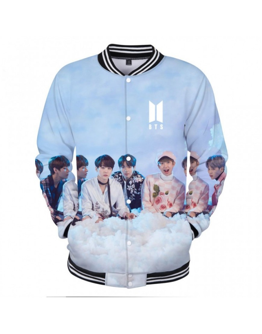 Jaqueta BTS Estampada popup
