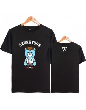 Camiseta Winner Membros
