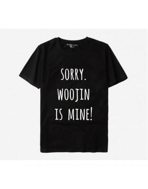 Camiseta Stray Kids Sorry is Mine