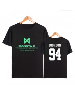 Camiseta Monsta X The Connected