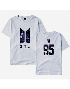 Camiseta BTS Membros