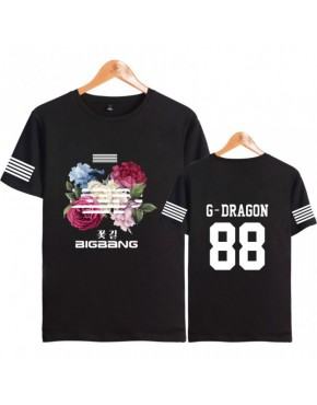 Camiseta Big Bamg Flower Road