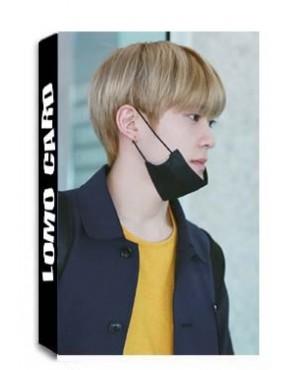NCT127 Jaehyun Lomo Cards