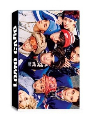 NCT 127 LOmo Cards