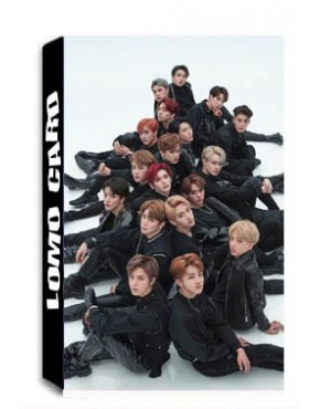 NCT127 Lomo Cards