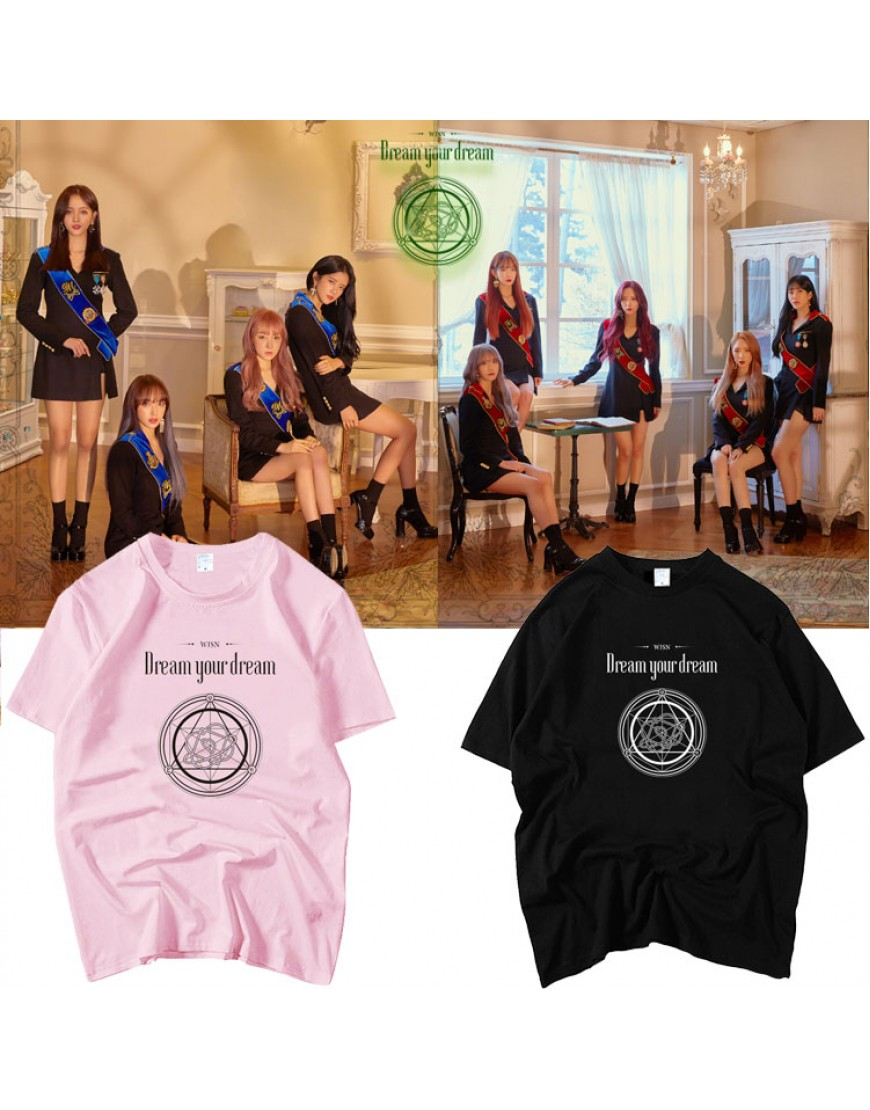 Camiseta WJSN Dream your Dream popup