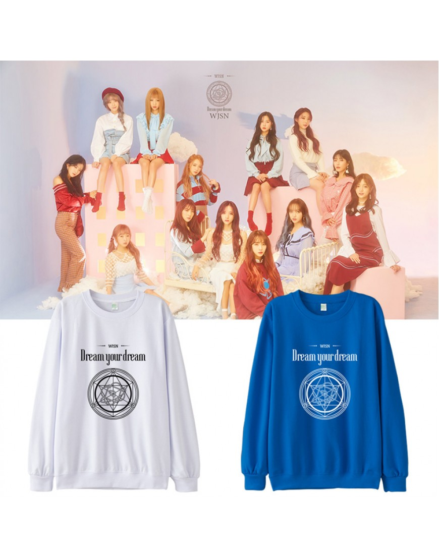 Blusa WJSN Dream your Dream popup
