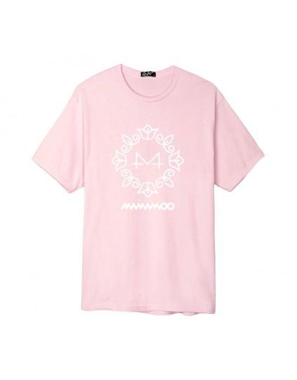 Camiseta Mamamoo Yellow Flower