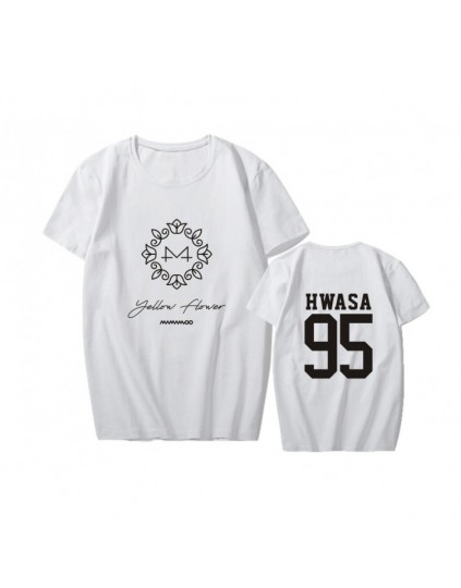 Camiseta Mamamoo Yellow Flower Membros