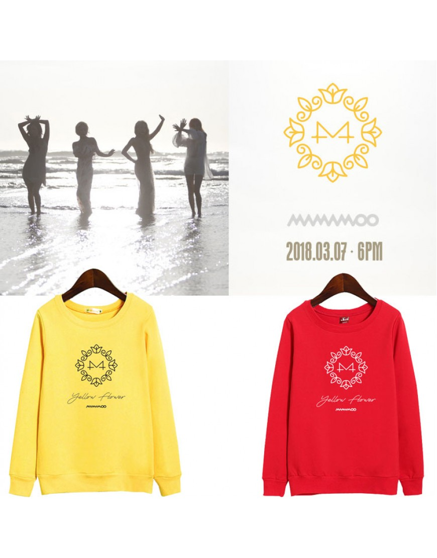 Blusa Mamamoo Yellow Flower popup