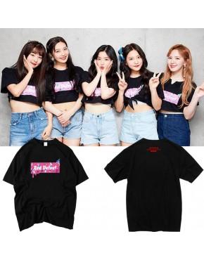 Camiseta Red Velvet Red room in Japan